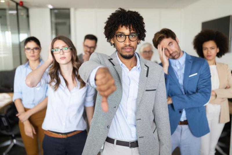 สิ่งหนึ่งที่คุณต้องไม่ทำในระหว่างสัมภาษณ์งาน
